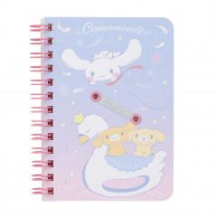 Sanrio B7 Twin Ring Notebook - Cinnamoroll
