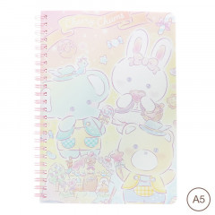 Sanrio A5 Twin Ring Notebook - Cheery Chums