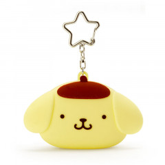 Japan Sanrio Mini Pouch - Pompompurin