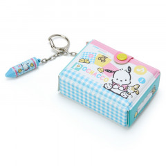 Japan Sanrio Mini Box Keychain - Pochacco