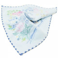 Japan Disney Embroidery Handkerchief Wash Towel - Alice in Wonderland - 3
