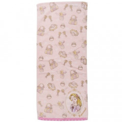 Japan Disney Fluffy Towel - Rapunzel