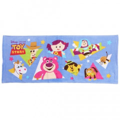 Japan Disney Fluffy Towel - Toy Story Lotso Bear