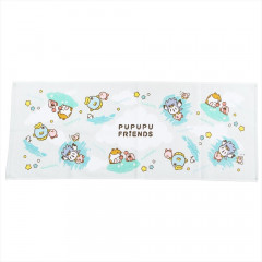 Japan Kirby Fluffy Towel - White