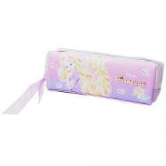 Japan Disney Pencil Case (M) - Princess Rapunzel Purple