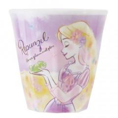 Japan Disney Princess Acrylic Cup - Rapunzel