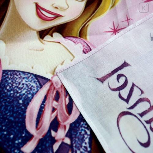Japan Disney Handkerchief Wash Towel - Rapunzel - 2