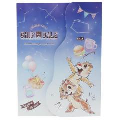 Japan Disney A6 Notepad - Chip & Dale