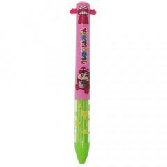 Japan Crayon Shin-chan Two Color Mimi Pen - Shinnosuke & Chocobi