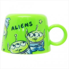 Japan Disney Cap Cup - Aliens