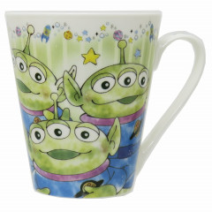 Japan Disney Ceramic Mug - Aliens