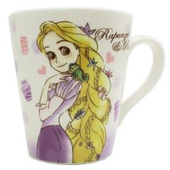 Japan Disney Ceramic Mug - Rapunzel