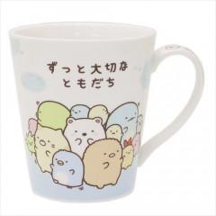 Japan San-X Ceramic Mug - Sumikko Gurashi Friendship