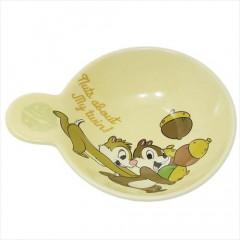 Japan Disney Ceramics Sauce Plate - Chip & Dale