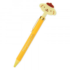 Japan Sanrio Big Head Ball Pen - Pompompurin