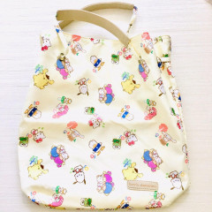 Sanrio 2 Way Tote Bag - Sanrio Characters