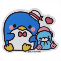 Japan Sanrio Vinyl Mini Sticker - Tuxedo Sam