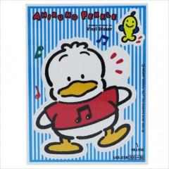 Japan Sanrio Vinyl Sticker - Ahiru no Pekkle