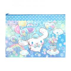 Sanrio A4 Nylon Folder - Cinnamoroll