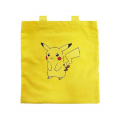 Japan Pokemon Shopping Bag - Pikachu