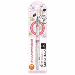 Japan San-X Uni Kuru Toga Auto Lead Rotation 0.5mm Mechanical Pencil - Sumikko Gurashi Light Pink