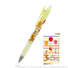 Japan Disney Mechanical Pencil - Pilot Opt. Winnie The Pooh