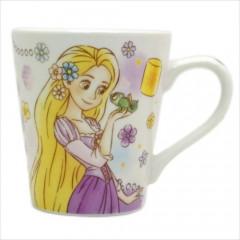 Japan Disney Ceramic Mug - Rapunzel Friends