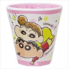 Japan Crayon Shin-chan Acrylic Cup - Pink
