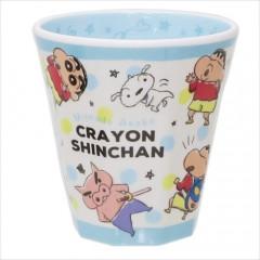 Japan Crayon Shin-chan Acrylic Cup - Blue