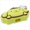 Japan Sanrio Cable Mascot Protector - Pompompurin - 2