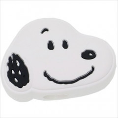 Japan Peanuts Cable Mascot Protector - Snoopy