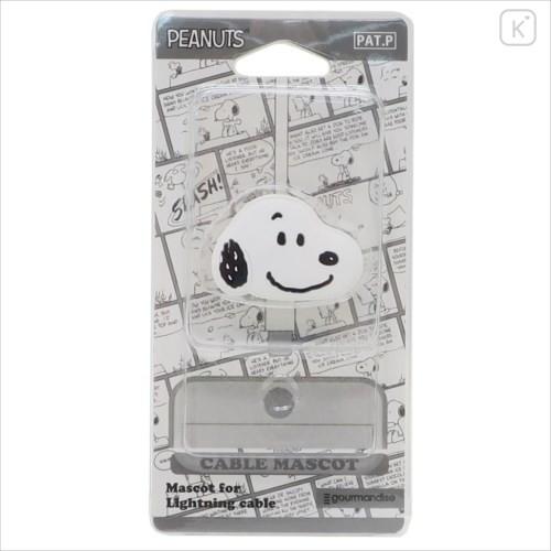 Japan Peanuts Cable Mascot Protector - Snoopy - 3
