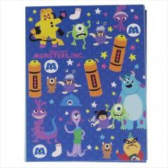 Japan Disney Sticky Notes Book Set - Monster Inc