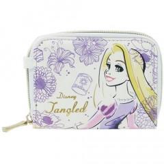Japan Disney Bellow Wallet - Rapunzel