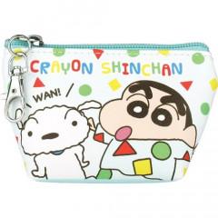 Japan Crayon Shin-chan Triangular Mini Pouch - Pajamas
