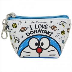 Japan Doraemon Triangular Mini Pouch