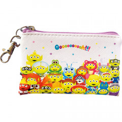Japan Disney Mini Pouch - Little Green Men