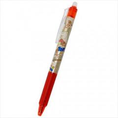 Japan Disney FriXion Erasable Gel Pen - Mickey & Minnie / Red