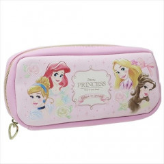Japan Disney Pen Case Pouch - Disney Princess