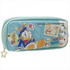 Japan Disney Pen Case Pouch - Donald