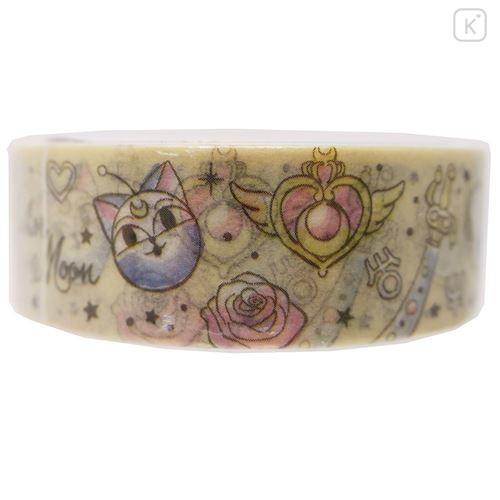Japan Sailor Moon Washi Paper Masking Tape - Icon - 2