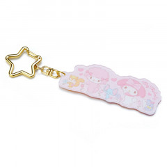 Japan Sanrio Acrylic Charm Key Chain - My Melody