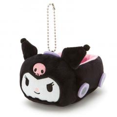 Sanrio Key Chain Plush Car - Kuromi