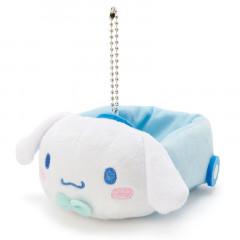Sanrio Key Chain Plush Car - Cinnamoroll