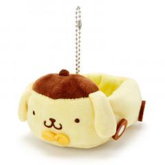 Sanrio Key Chain Plush Car - Pompompurin