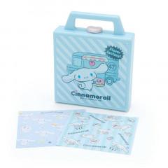 Japan Sanrio Memo Pad with Case - Cinnamoroll