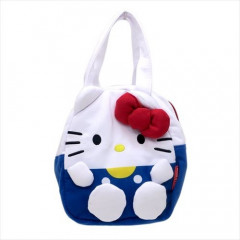 Japan Sanrio 3D Body Mini Handbag - Hello Kitty