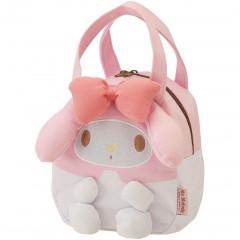 Japan Sanrio 3D Body Mini Handbag - My Melody