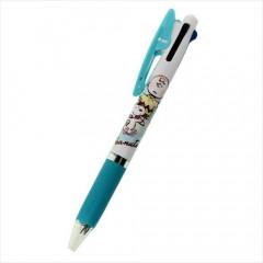 Japan Peanuts Jetstream 3 Color Multi Ball Pen - Snoopy & Charlie