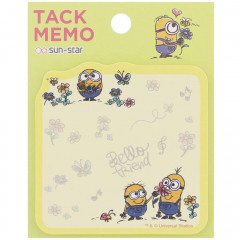 Japan Minions Sticky Notes - Bello Friend